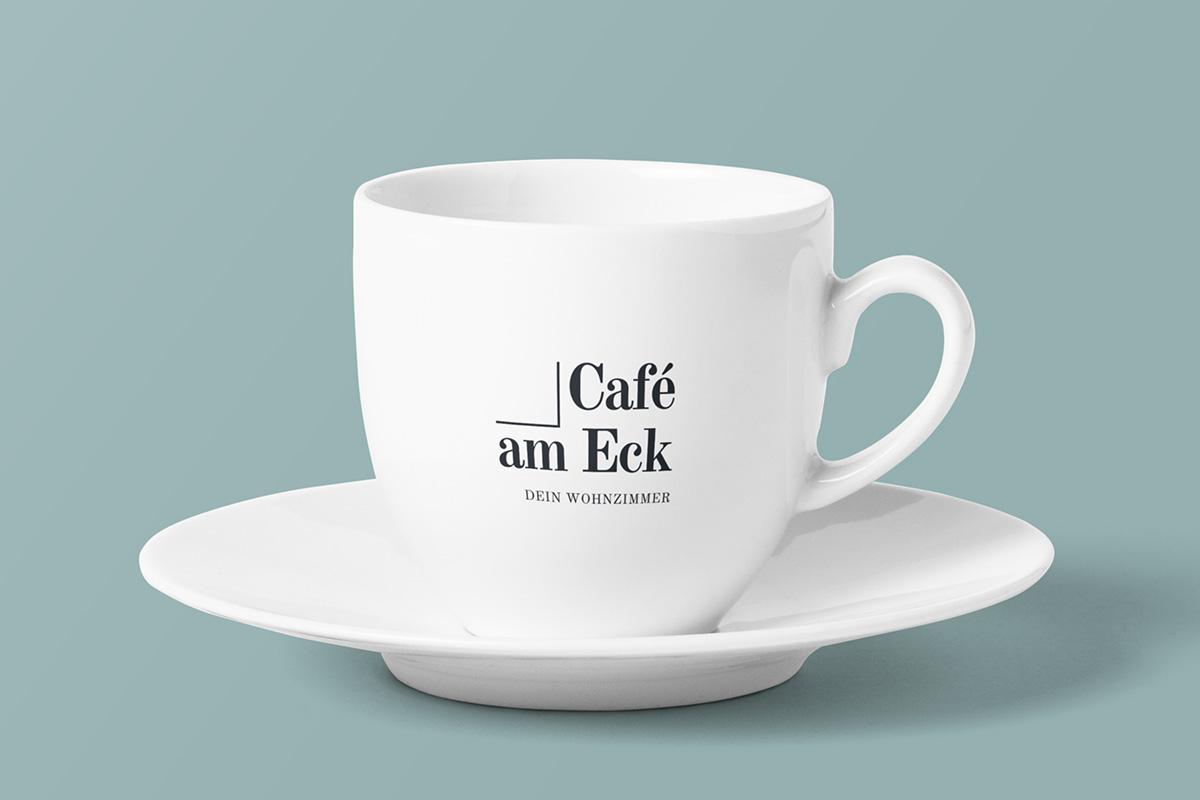 Espressotassen, Kaffeetassen, Teetassen und Kaffeebecher mit Firmenlogo für die Gastronomie. Weyhe Werbung