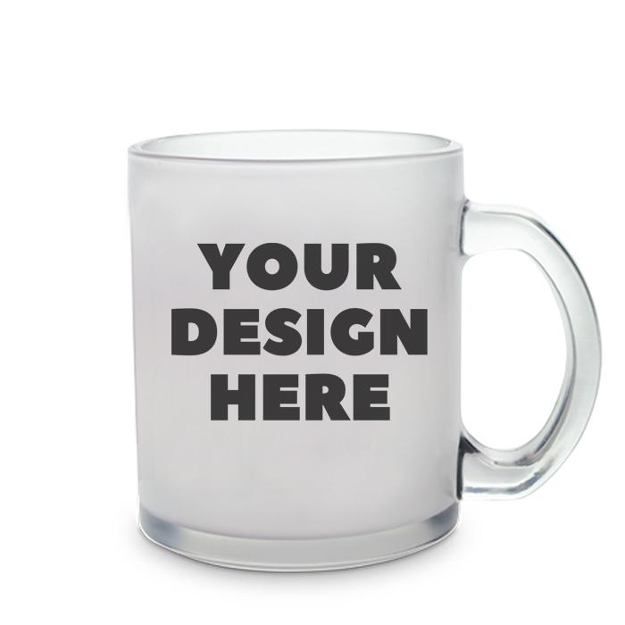 Kaffeebecher und Glastassen mit Firmenlogo. Weyhe Werbung