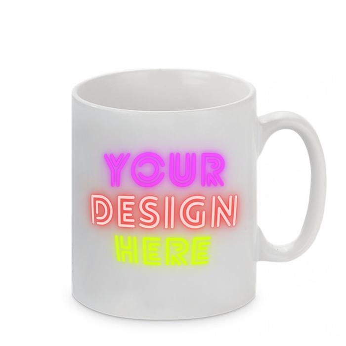 Kaffeebecher mit individuellem Druck. Weyhe werbung