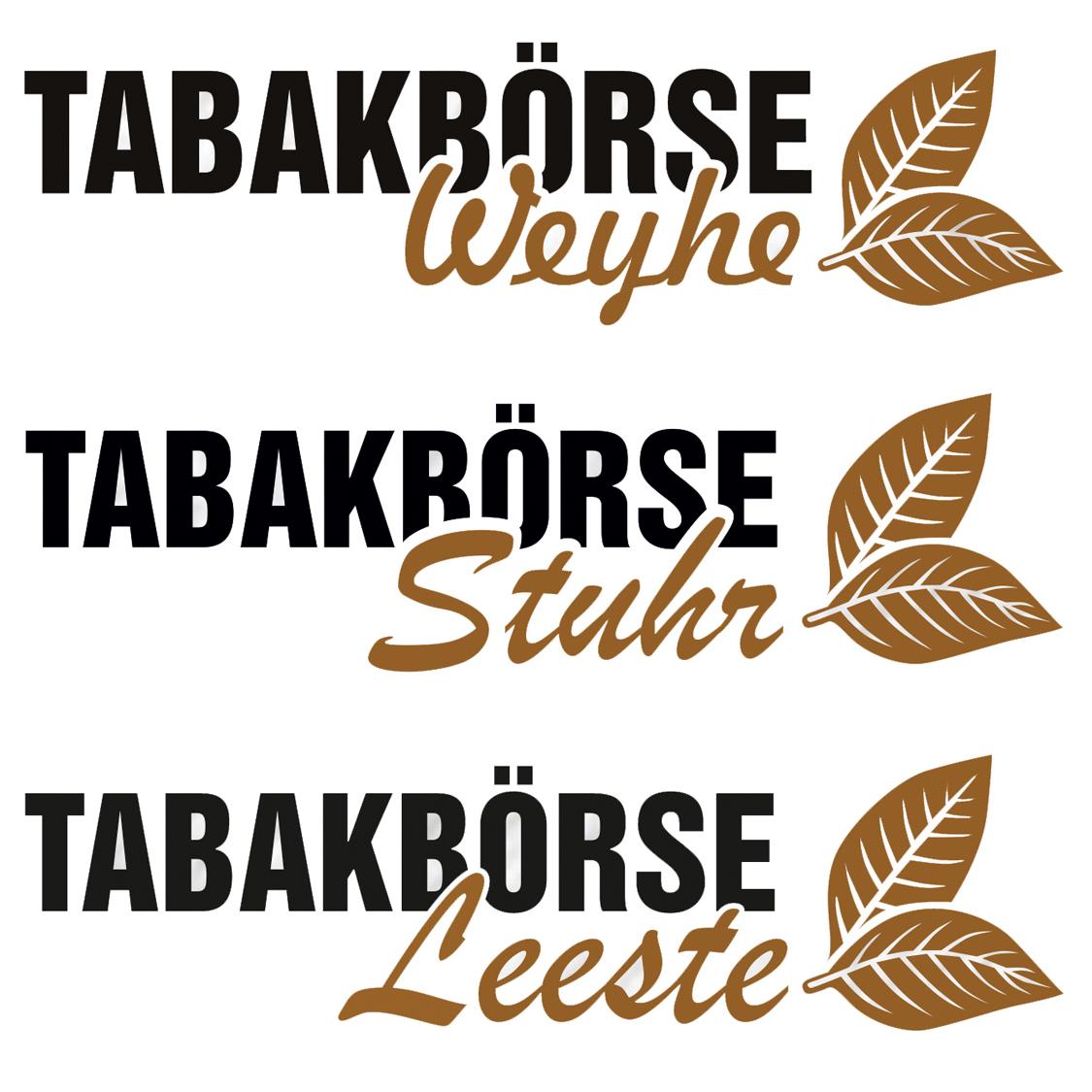 Logo der Tabakbörse Weyhe offene Stellen